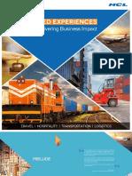 HCL- Transportation - Logistic Case Study