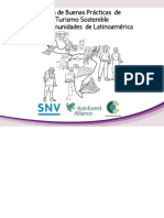 Guía de Buenas Prácticas de Turismo Sostenible Para Comunidades de Latinoamérica