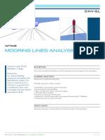 SE 20 Mooring Lines Analysis Tcm8 10796