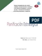 Planificacion Estrategica Inair Martinez