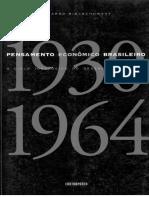 BIELSCHOWSKY, R. Desenvolvimentismo Celso Furtado