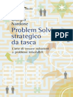 Problem Solving Strategic Oda Tasca