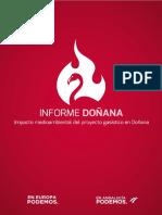 Informe Doñana