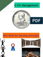 14 Principal for Deming
