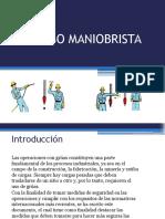 CURSO MANIOBRISTA