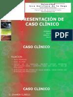 CASO CLÍNICO DE Q. NO ODONTÓGENO