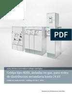 Catalogue-8djh_es Celdas Tipo 8DJH