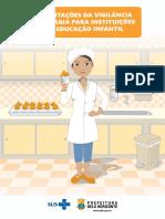 Cartilha Instituicoes Educacao Infantil