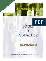 Jovenes y Vulnerabilidad (Raul Zarzuri C_)