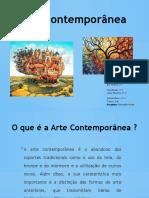 Arte Contêmporanea