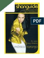Mónica Naranjo - Shanguide - Sept 00