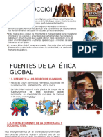 Etica Global Presentacion