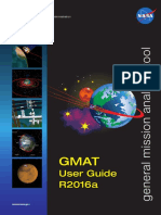 GMAT R2016a user guide