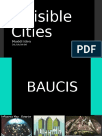 Invisible Cities- Crit Day Presentation