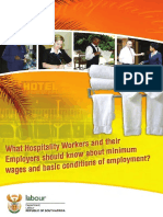 Hospitality Workers Conditions1