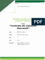 comision mercantil