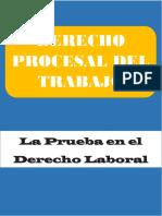 La Prueba en El Derecho Laboral
