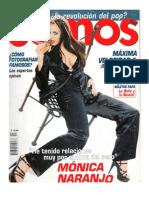 Mónica Naranjo - Somos Nº149 agost 97
