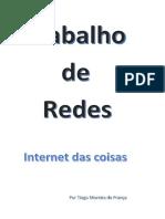 Internet Das Coisas - Trabalho de Redes - Tiago França