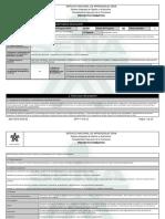 Reporte Proyecto Formativo - 806929