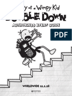 Diary of a Wimpy Kid Double Down Authorless Event Guide