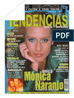 Mónica Naranjo - Tendencias Nº32 - mayo 98