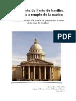 El Panteón Es Un Monumento Neoclásico Localiza