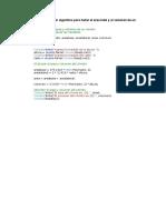 Actividad 1 Elaborar Un Algoritmo Para Hallar El Área Total y El Volumen de Un Cilindro