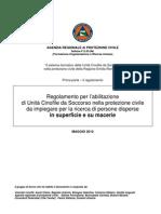 Protezione Civile - Unità Cinofile da Soccorso
