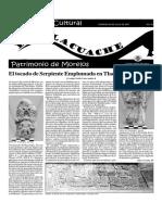 Revista El Tlacuache, 005 - El Tocado de Serpiente Emplumada en Tlacotepec, Morelos