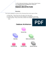 Copy of Database Architecture