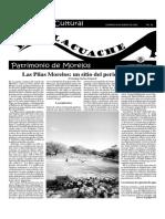 Revista El Tlacuache, 026 - Las Pilas Morelos, Un Sitio Del Periodo Clasico