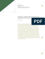 Field Journal - Atmospheres Ole Fischer