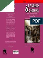 Ombre su Tulek (Dangers & Demons CHDDB2) Copertina