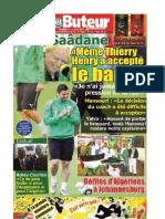 LE BUTEUR PDF du 11/06/2010