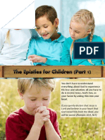 The Epistles for Children (Part 1)
