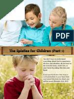 The Epistles for Children (Part 1)