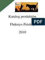 Katalog 14.VII.10 PL Weterynaria