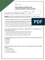 Examen Validación de Estudios 8 historia.doc
