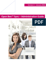Administration Guide Open Bee Sync (en)