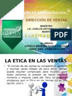 Etica en Ventas