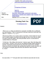 SIAND - PDF - Morning Finds You.pdf