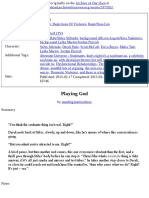 SIAND - PDF - Playing God.pdf