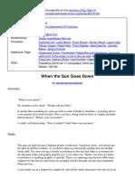 SIAND - PDF - When the Sun Goes Down.pdf