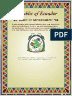 Norma Técnica Ecuatoriana Goma de Mascar