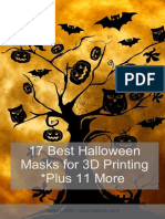 17 Best Halloween Masks - Plus 11 More