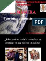 La Basura---Universidad Nacional Toribio Todriguez de Mendoza-Amazonas Peru