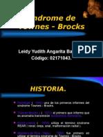 SÍNDROME TOWNES BROCKS 1