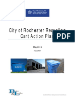 City of Rochester Recycling Cart Action Plan