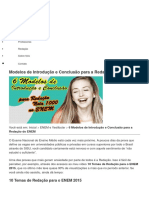 Modelos de Introdução e Conclusão para a Redação do ENEM.docx
